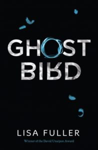 Cover for GHOST BIRD.