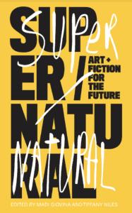 super / natural anthology cover.