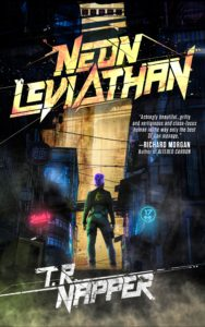 NEON LEVIATHAN cover.